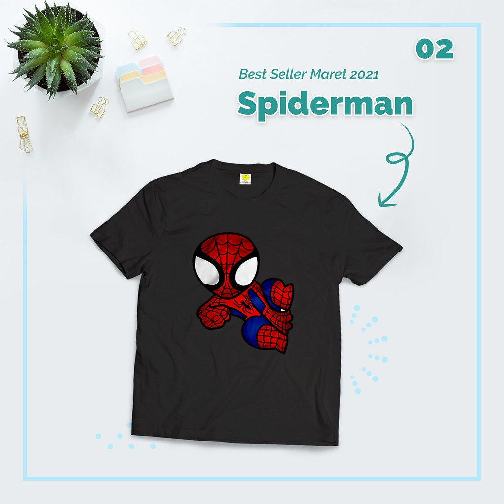 Kaos Spiderman