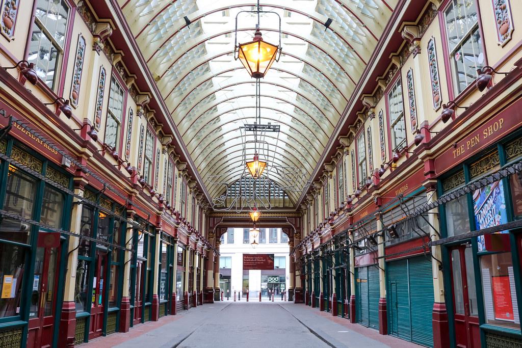 Leadenhall Market - Explored