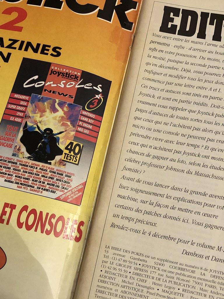 [VDS] Jeux Amiga, X68000, Atari, magazines 51105625286_b1aa5990b7_b