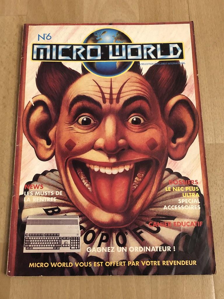 [VDS] Jeux Amiga, X68000, Atari, magazines 51105625796_099546d591_b