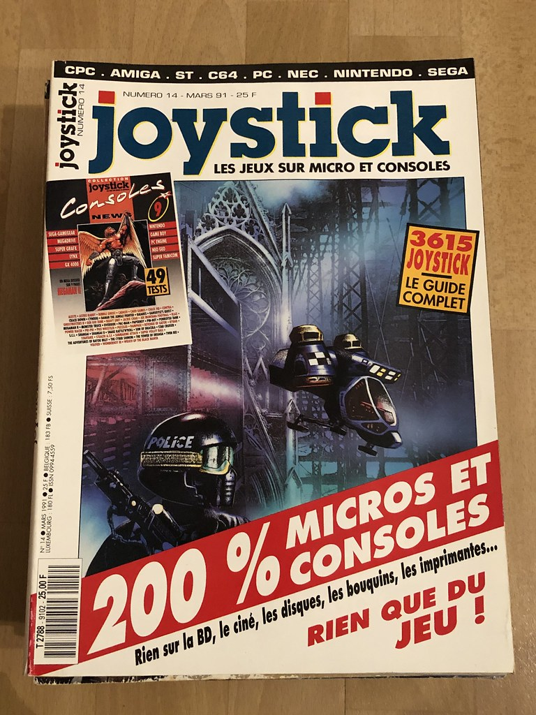 [VDS] Jeux Amiga, X68000, Atari, magazines 51105625881_6236583ff7_b