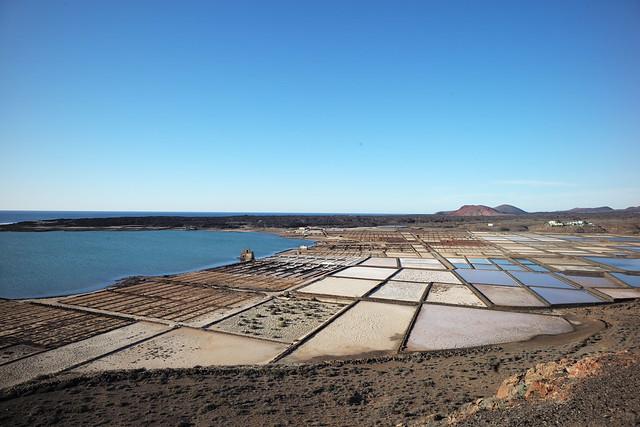 Salinas de Janubio, Lanzarote, Islas Canarias, Spain,  112