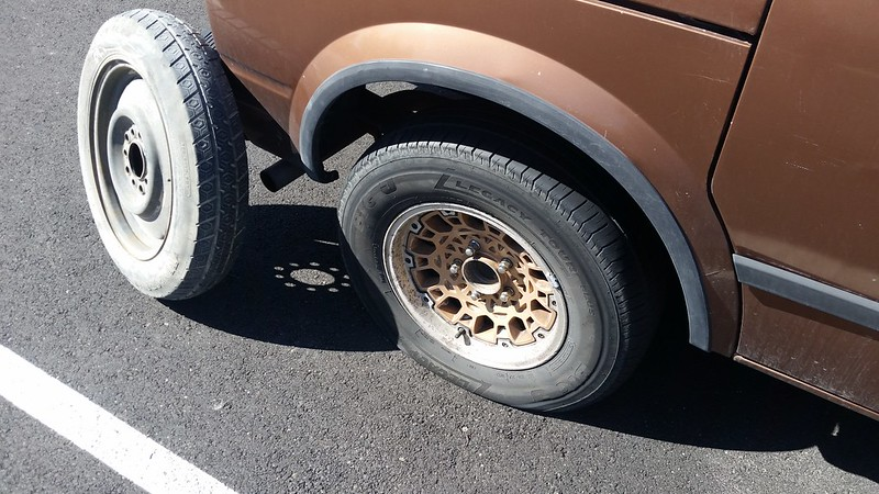 Flat Tire 3