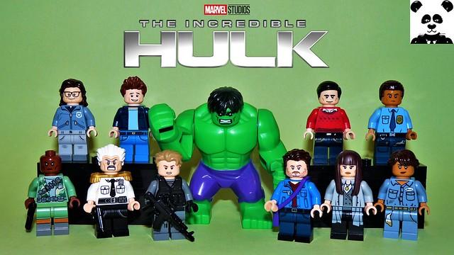 The Incredible Hulk (2008) - The MCU Infinity Saga No. 2