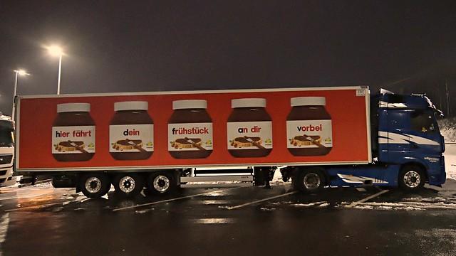 D - Rigterink Logistik >nutella< MB Actros New V 1845 Bigspace