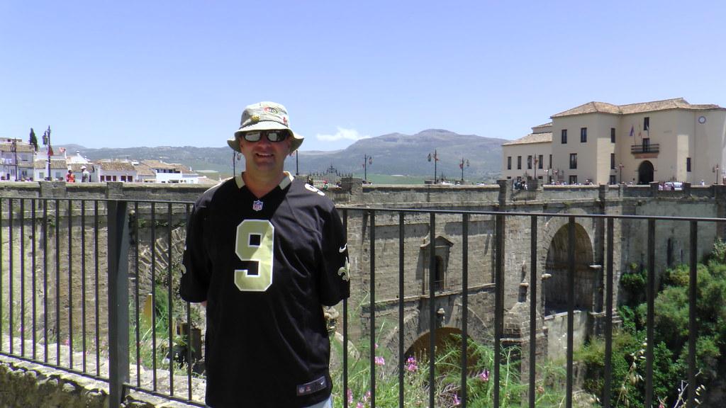 Ronda in Andalusien Spanien