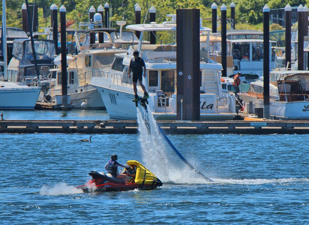 Water Jet Recreation