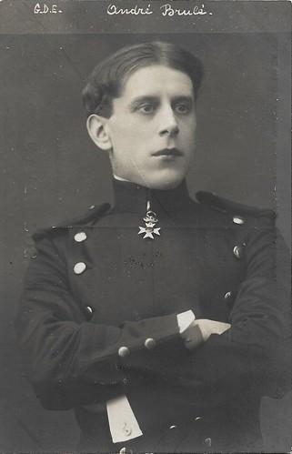 André Brulé in Vieil Heidelberg
