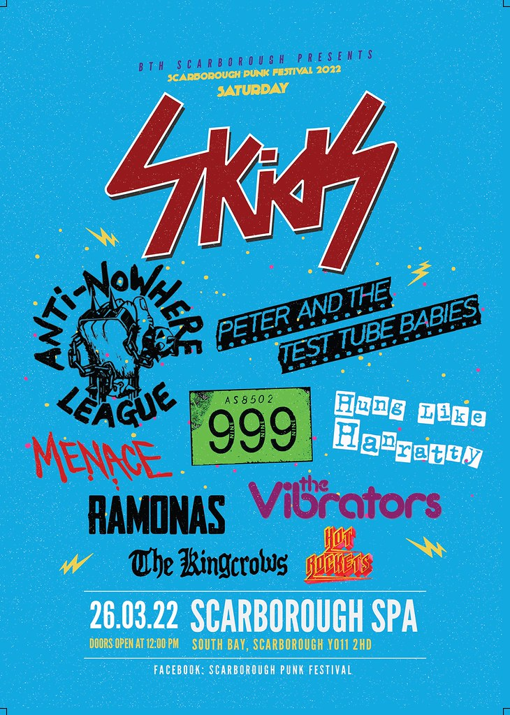 Scarborough Punk Festival