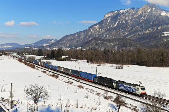 Lokomotion 186 440 Kirnstein (7672n)
