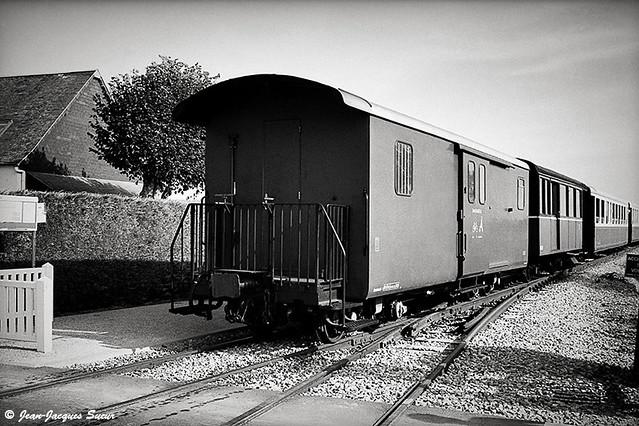 3226 - Départ de Morlay, Baie de Somme, 2020