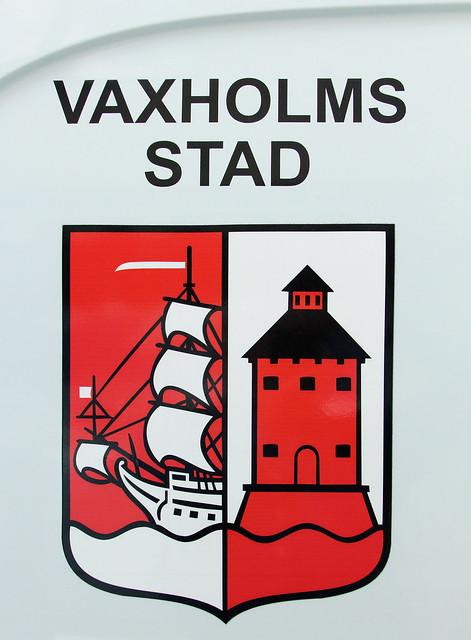 Vaxholm City Seal