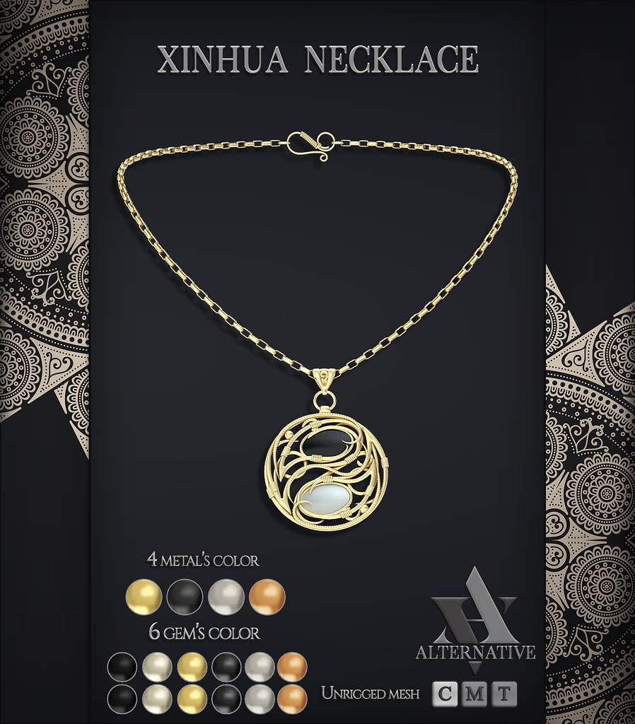 [AlternatiVe] Xinhua Necklace