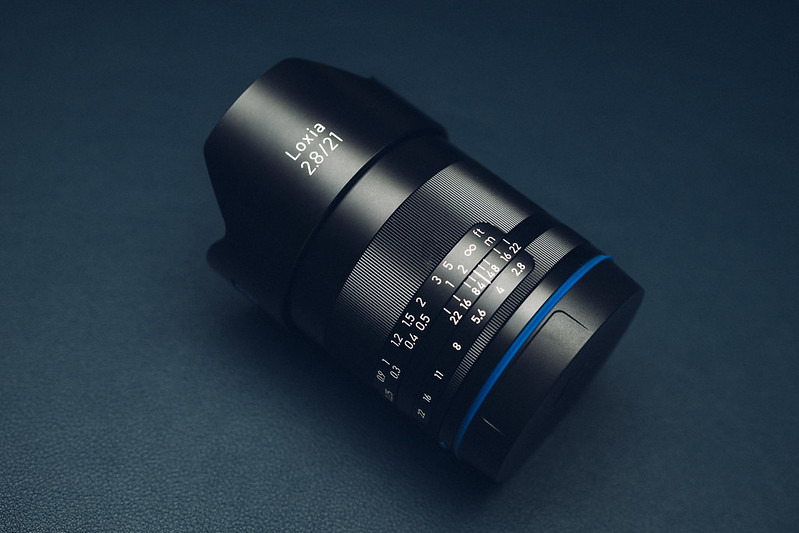 Loxia 21mm f/2.8|Zeiss