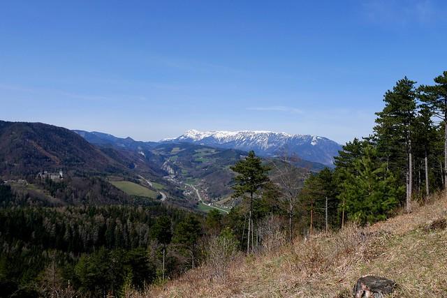 Raachberg, West Panorama