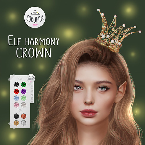 -Sorumin- Elf harmony CROWN @ Chronicles and Legends