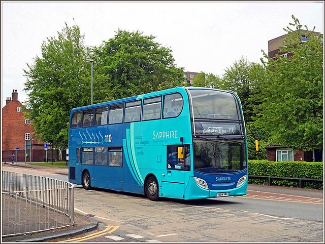 Arriva Midlands 4412