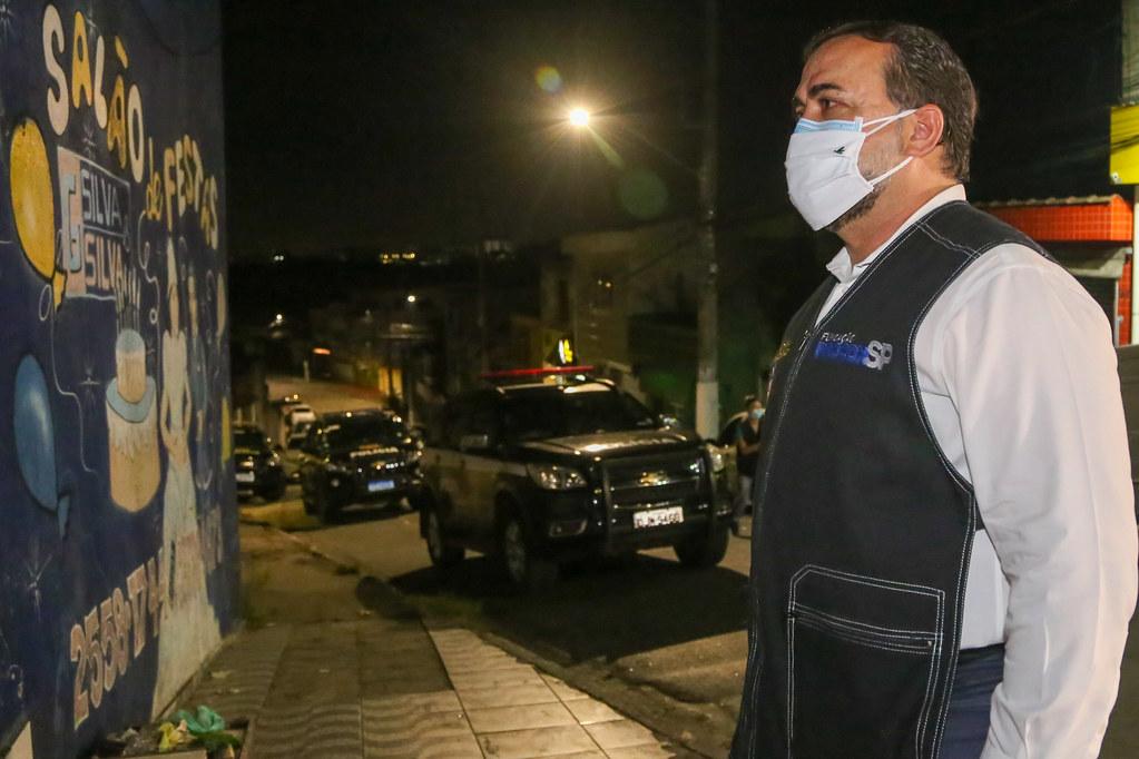 Fiscalização da Vigilância Sanitária em Eventos Irregulares
