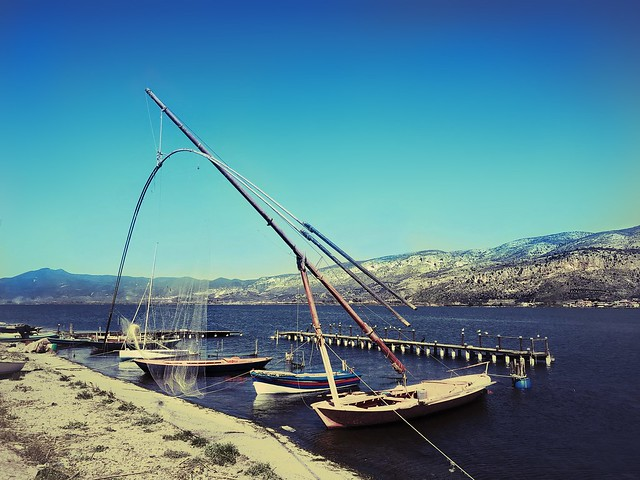 Priari boat for stafnokari fishing