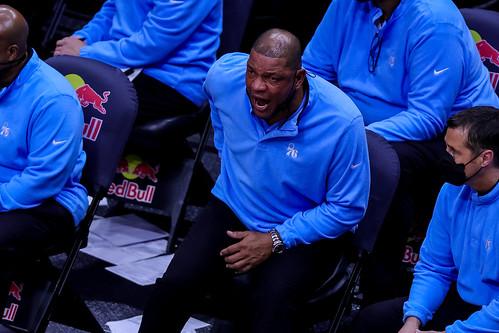 NBA: APR 09 76ers at Pelicans