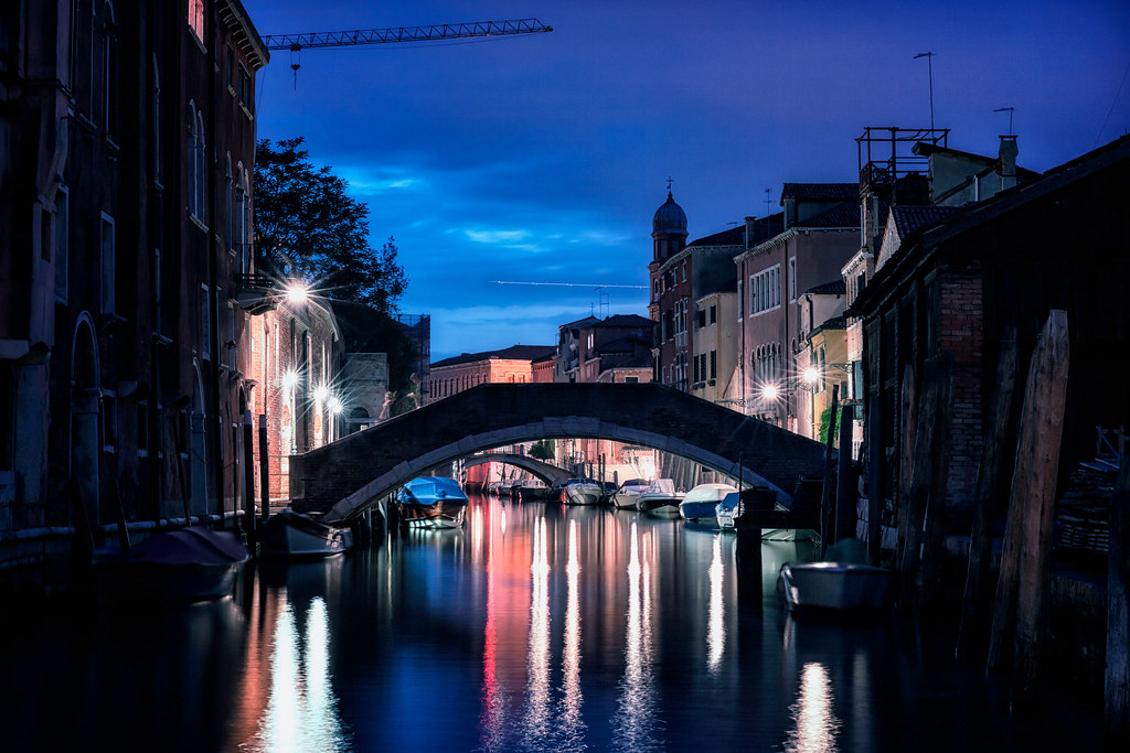 Venice lights no.8
