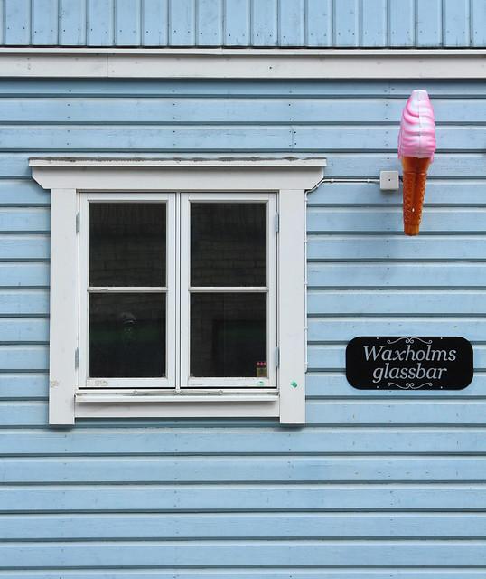 Swedish Ice Cream Shop