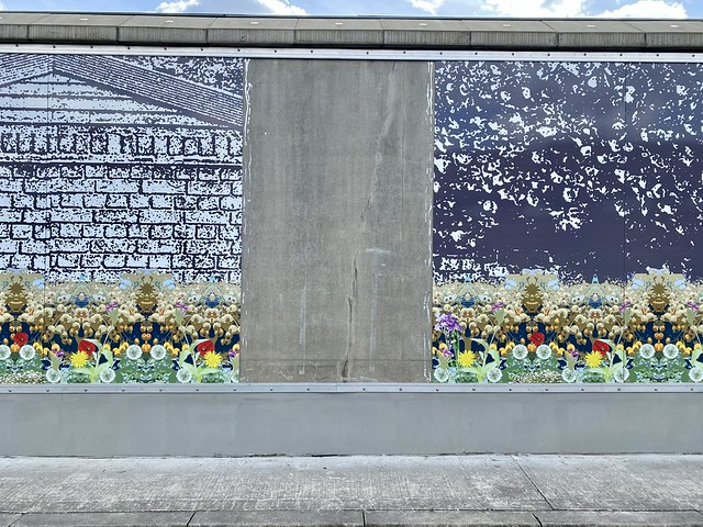Crossrail Art - Sonia Boyce