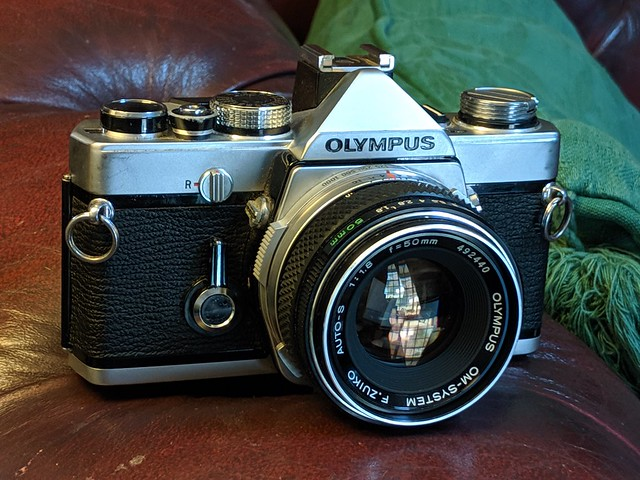 Olympus OM-1 + Zuiko 50mm f1.8 (Explore April 2021)