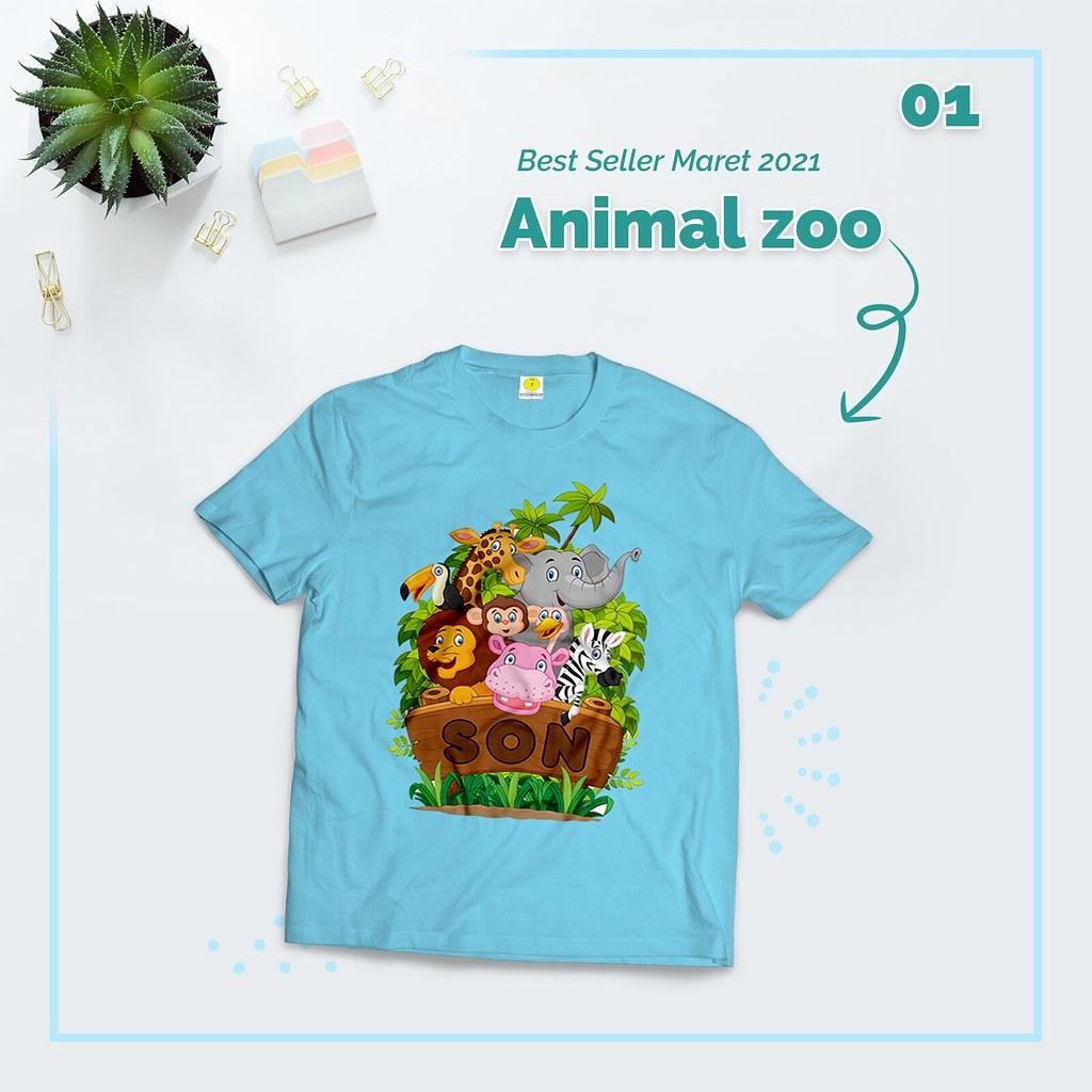 Kaos Animal Zoo