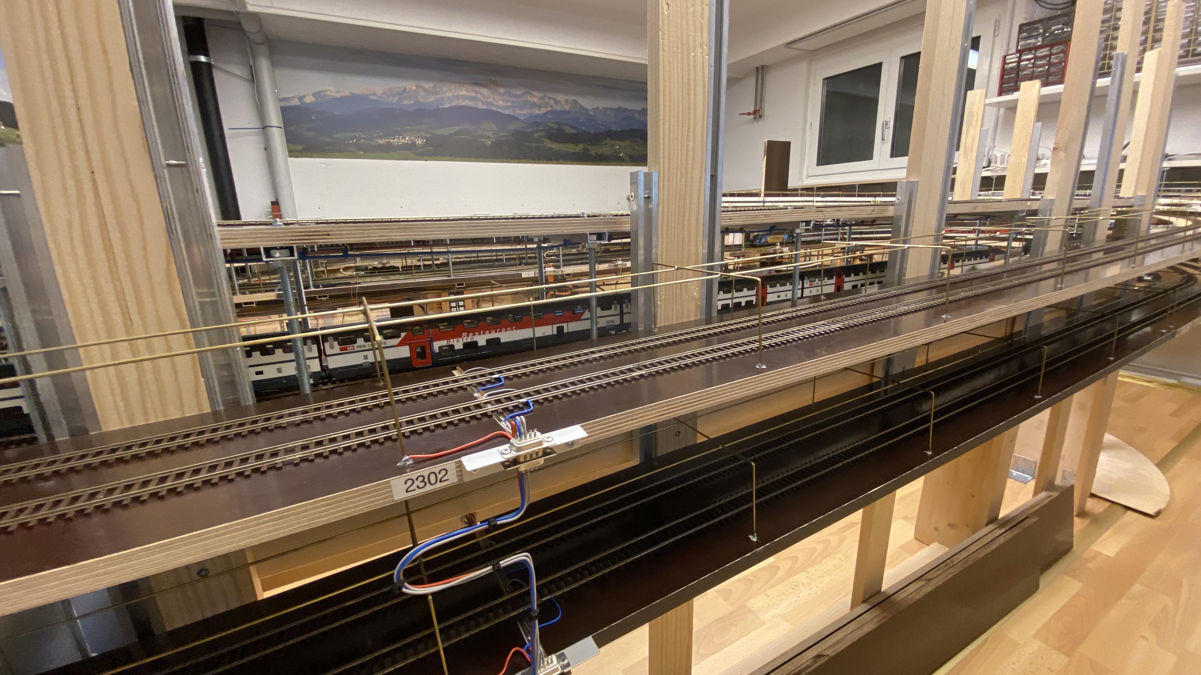 Modelleisenbahn A. Koller (12.04.2019)