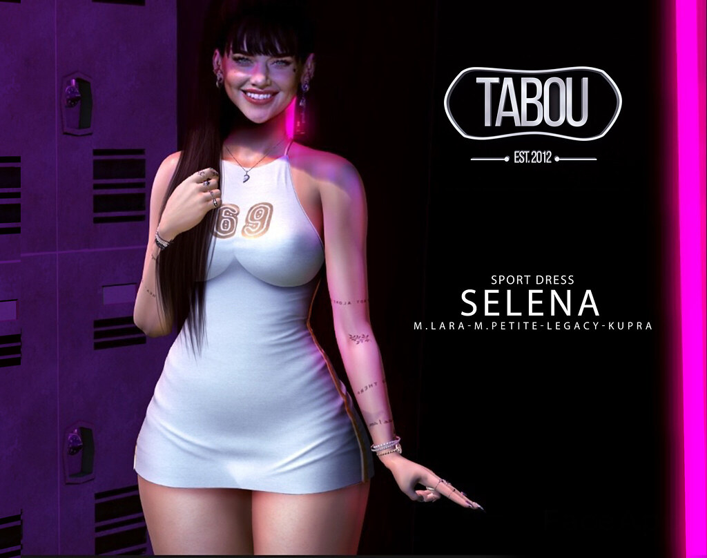 TABOU- Selena Sport Dress –  The Saturday Sale