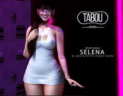 TABOU- Selena Sport Dress -  The Saturday Sale