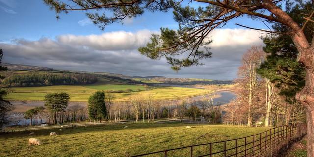 River Conway Landscape