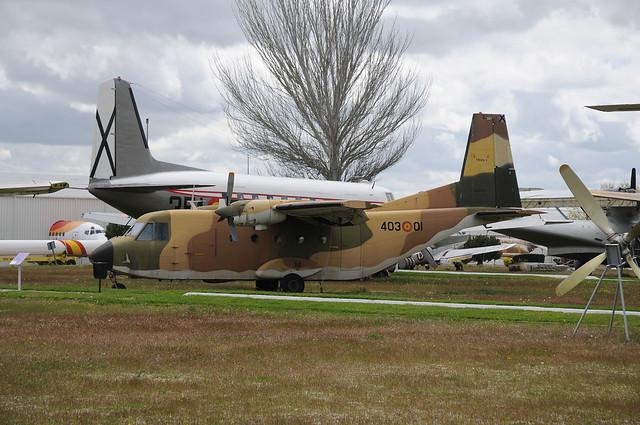 Spanish AF C212 TR.12A-3