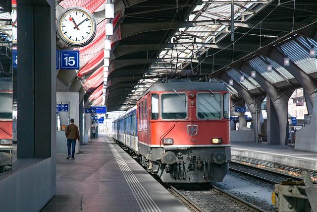 SBB Re 4/4 420 139 Zürich Hbf