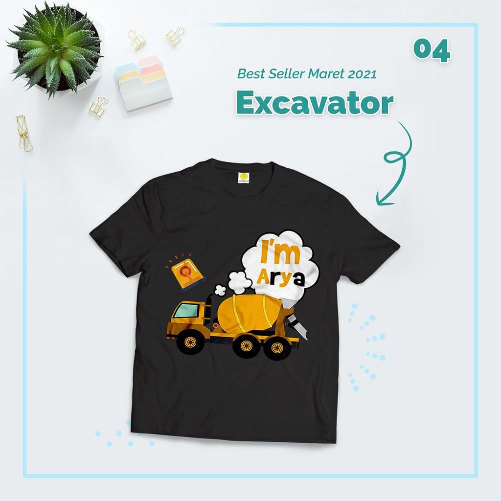 Kaos Excavator
