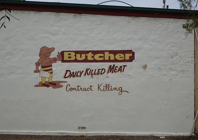 Butcher Humour