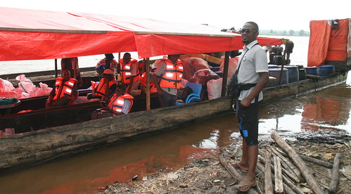 Koko oversaw purchase and loading, now departure