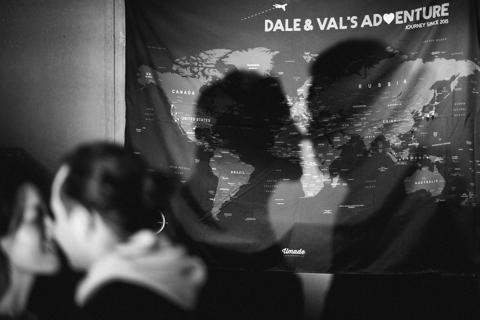 【婚紗】Dale & Valerie / 婚紗意象 / F&P studio / Queen's Time 好時光