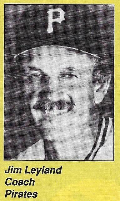1990 All-Star Program Inserts - Leyland, Jim
