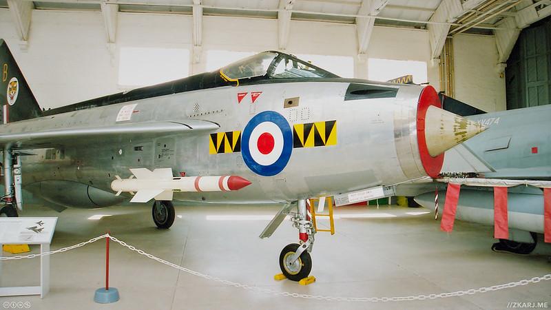 English Electric Lightning F.1 — ARJ_1999_UKF1_25