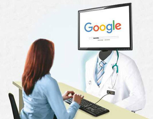 Doctor Google: El nuevo médico de cabecera