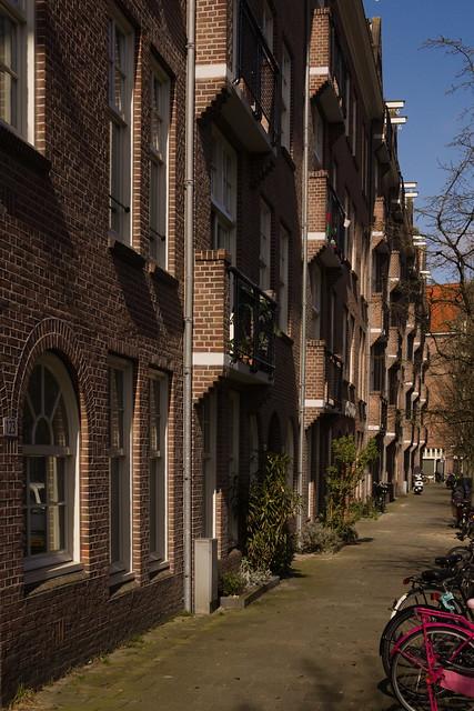 Amsterdam - Oostzaanstraat