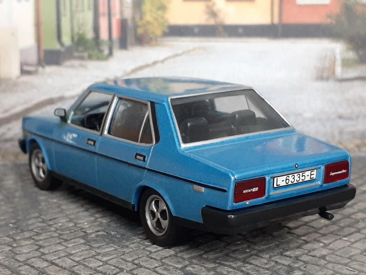 Seat 131 Supermirafiori – 1978