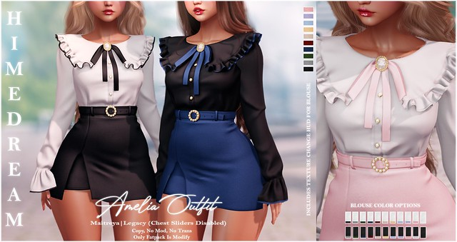 {HIME*DREAM} Amelia Outfit @Access