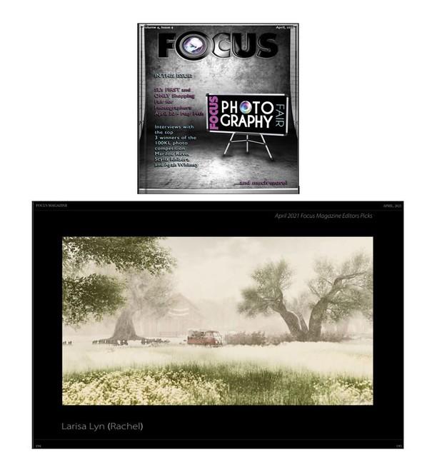 FOCUS MAGAZINE EDITORS PICS APRIL 2021 ISSUE