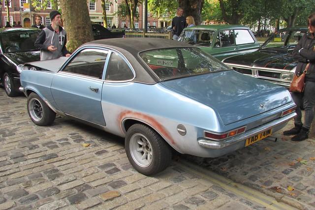 Vauxhall Firenza 1800 YAB741M