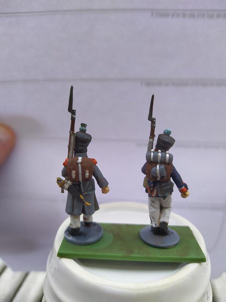 Infanterie de la ligne 28mm 51106435062_065ce2977f_b