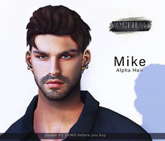 Mike Hair @ equal10