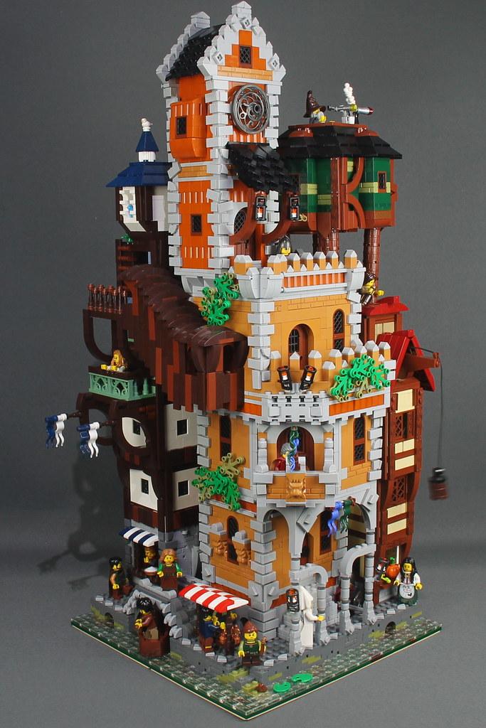 Cedrica City Block